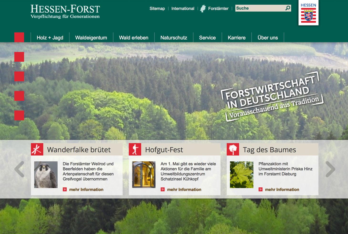 Hessen-Forst